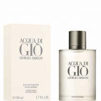 Acqua Di Gio Pour Homme Perfume Masculino Eau de Toilette