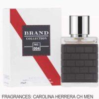 perfume brand ch men promocao